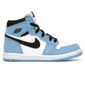 Nike Air Jordan 1 Retro High University Blue Like Auth