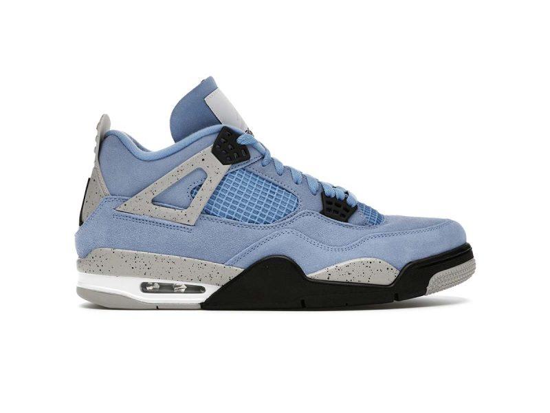 Nike Air Jordan 4 Retro University Blue