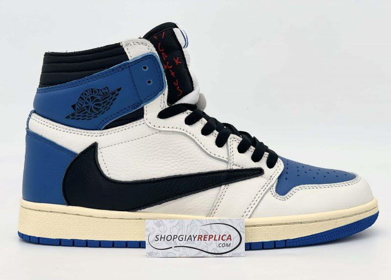 Giày Nike Air Jordan 1 cao cổ Travis Scott x Fragment