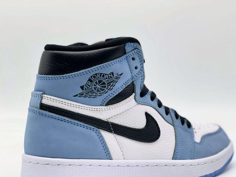 Nike Jordan 1 High University Blue Like Auth