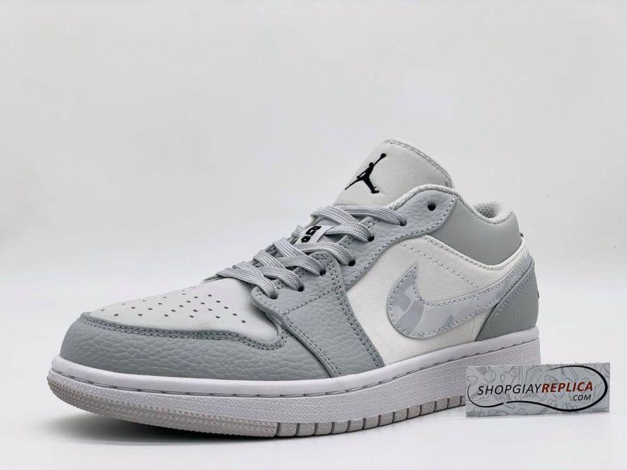 Nike Jordan 1 Low White Camo