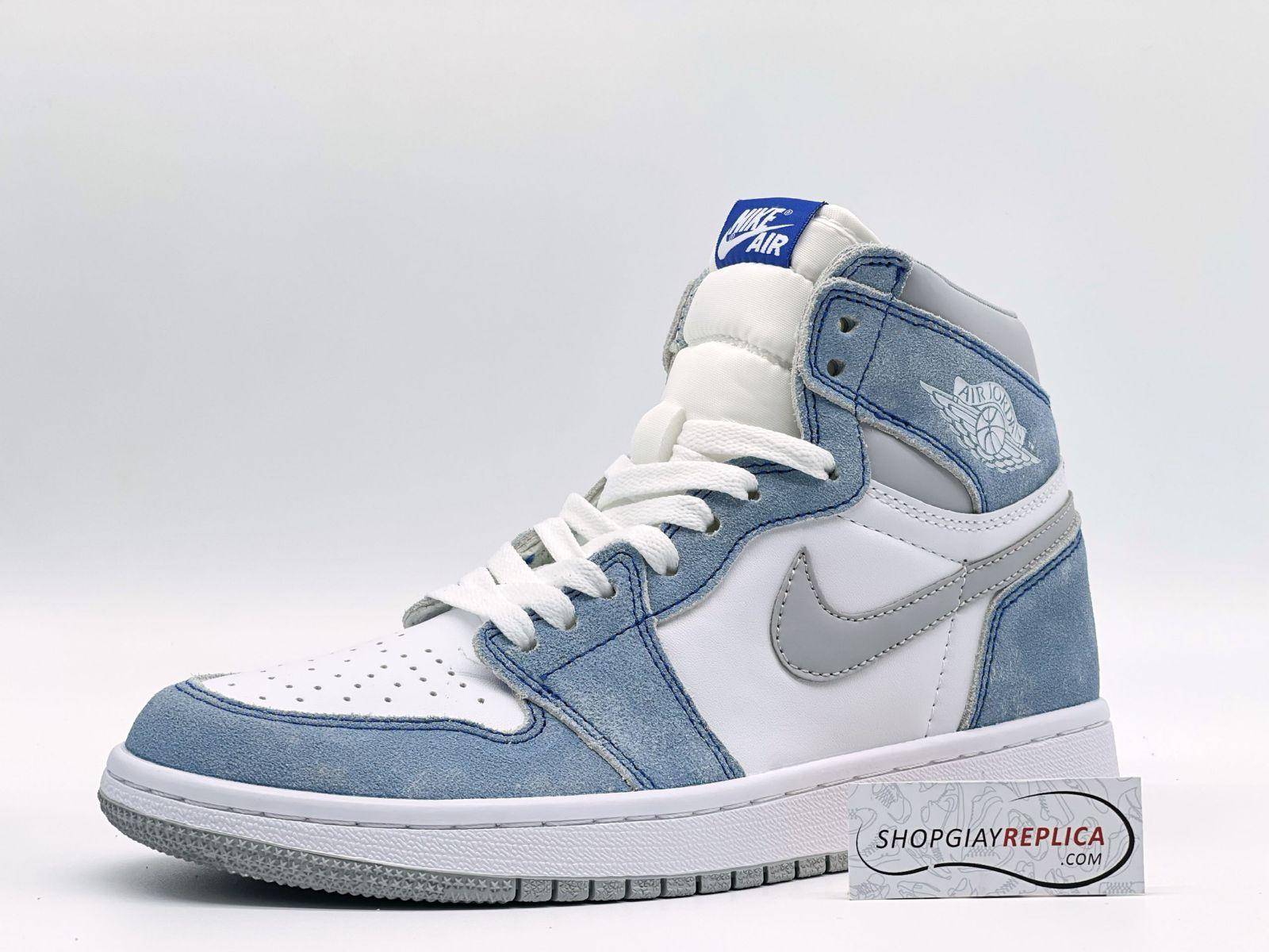 Nike Air Jordan 1 Hyper Royal 11