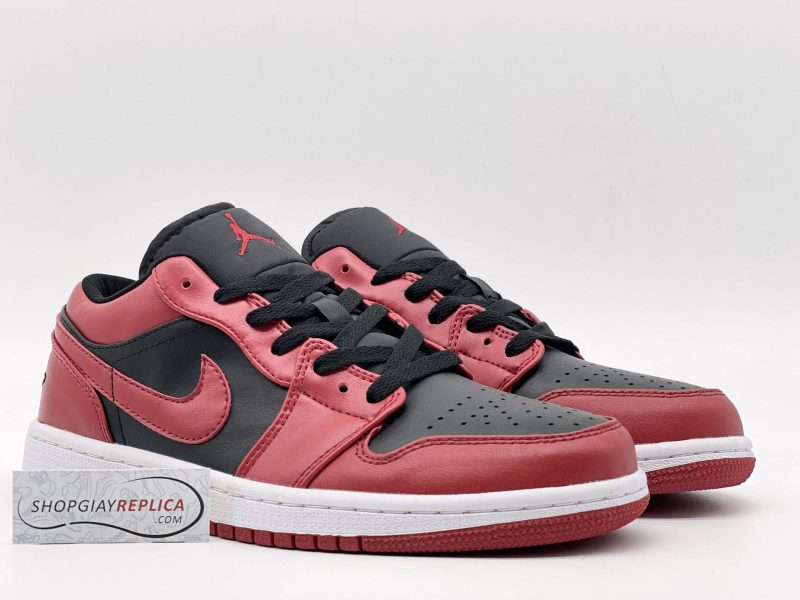 Nike Air Jordan 1 Low Reverse Bred Rep 11