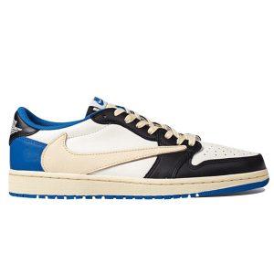 Nike Air Jordan 1 Low Travis Scott x Fragment