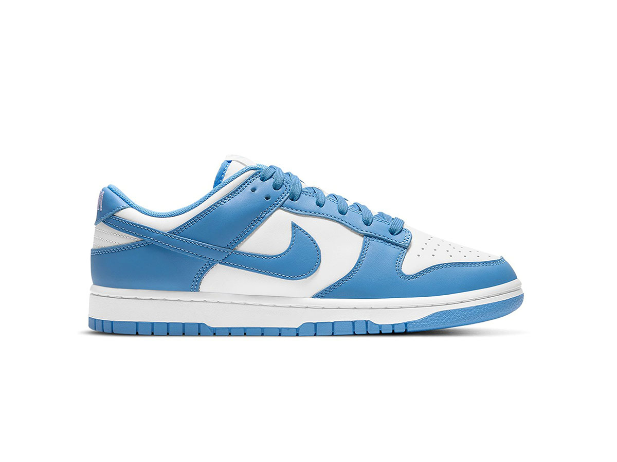 Nike Dunk Low UNC 2021