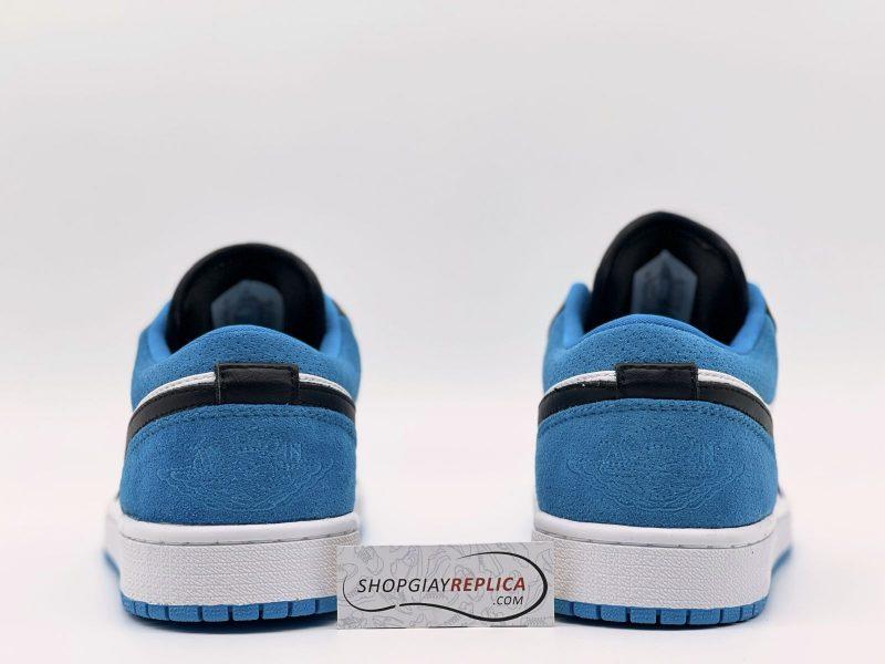 Nike Jordan 1 Low Laser Blue Xanh