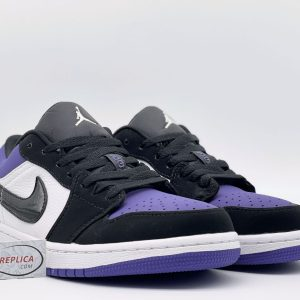 giày Nike Jordan 1 Low Court Purple Rep11