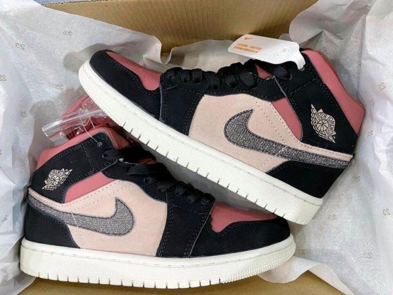 Nike Air Jordan 1 Mid Canyon Rust Rep 11