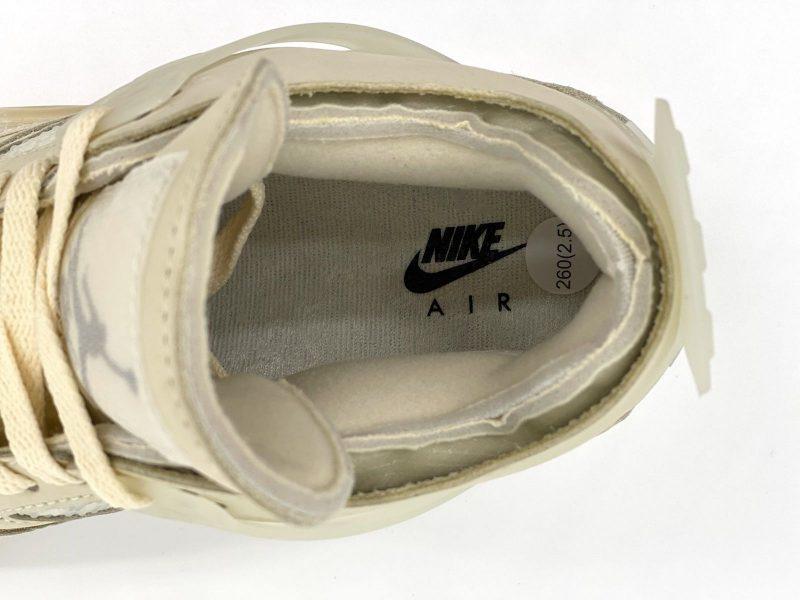 lót giày air jordan 4 off white sail