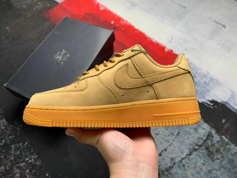 Giày Nike Air Force 1 Low Flax