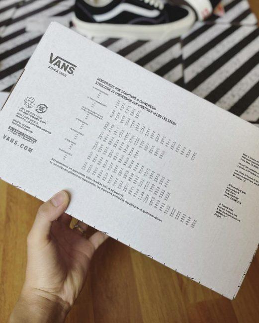 Box Vans Vault Checkerboard Slip On 2021