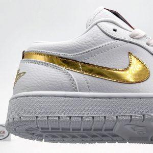 Nike Air Jordan 1 Low Metallic vàng