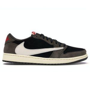 Nike Air Jordan 1 Retro Low OG SP Travis Scott like auth