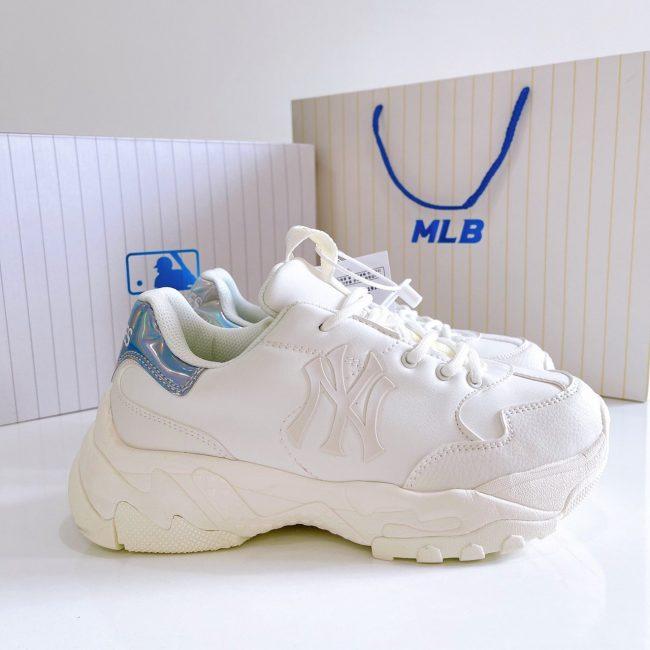 MLB NY YANKEES SHINY Hologram gót xanh