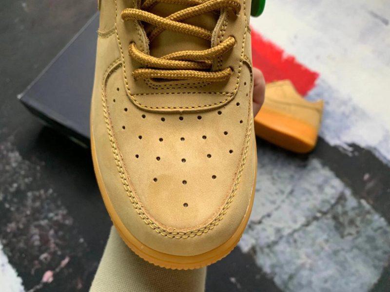 Toe box Nike Air Force 1 Low Flax