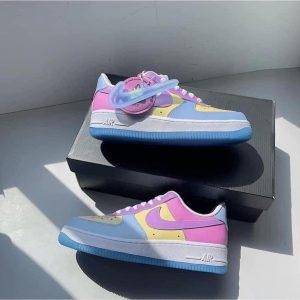 giày Nike Air Force 1 đổi màu rep 1:1