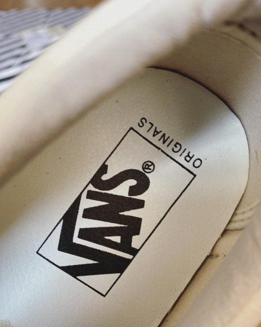 Lót giày Vans Vault Checkerboard Slip On 2021