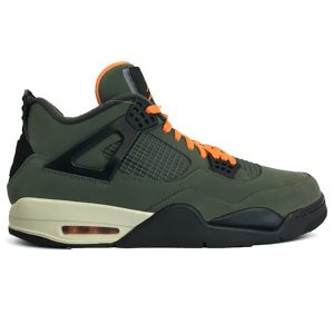 Nike Air Jordan 4 Retro Undefeated Like Auth