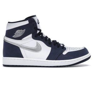 Nike Air Jordan 1 Retro High COJP Midnight Navy 11