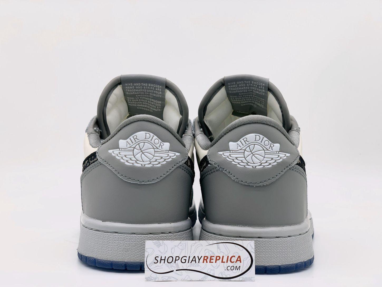 Giày Jordan 1 Low Dior Rep