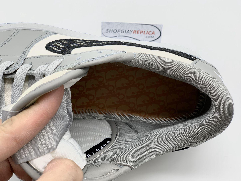 Giày Nike Air Jordan 1 Dior cổ thấp Rep