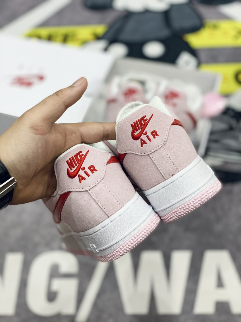 Giày Nike Air Force 1 07 QS Valentine's Day Love Letter