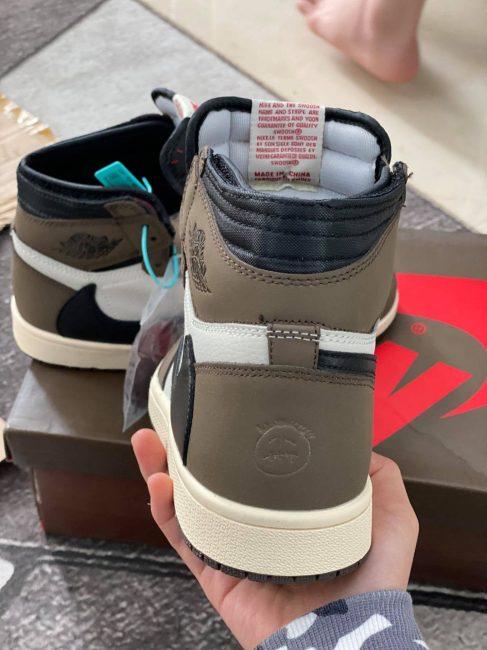 Giày Jordan 1 High Travis Scott Rep 1:1