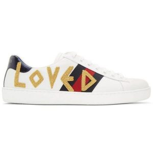 Giày Gucci Ace Loved Like Auth