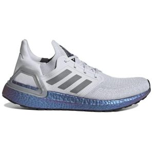 Giày Adidas Ultra Boost 2020 Space Race Grey Rep 1:1