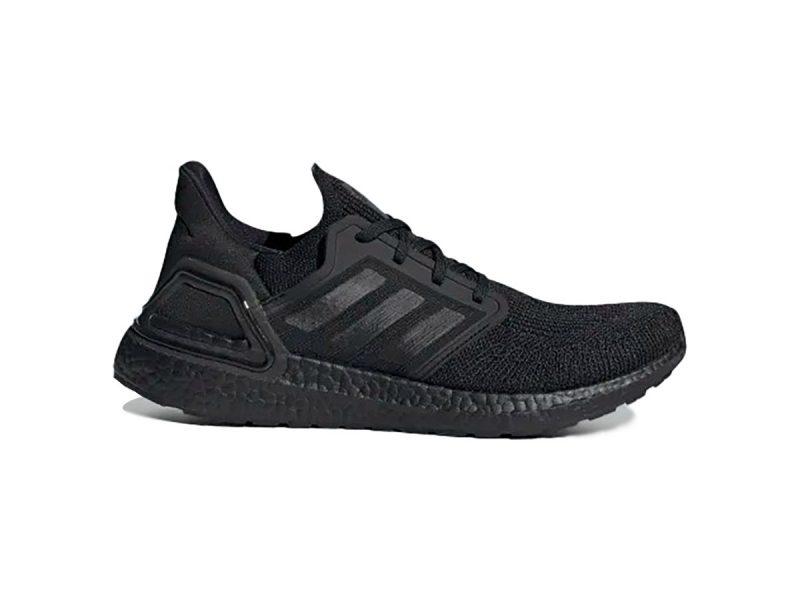 Giày Adidas Ultra Boost 2020 Triple Black Rep 1:1
