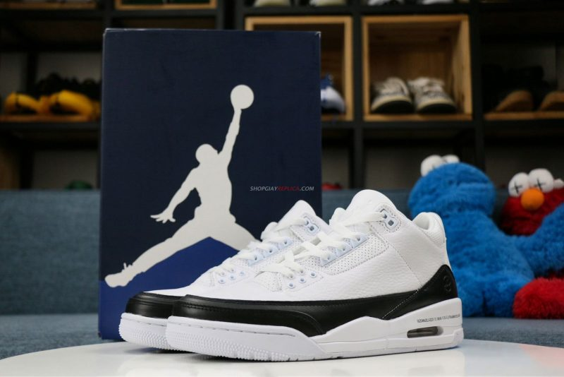 "Giày Nike Air Jordan 3 Retro ""Fragment"" Rep 1:1 Like Auth"