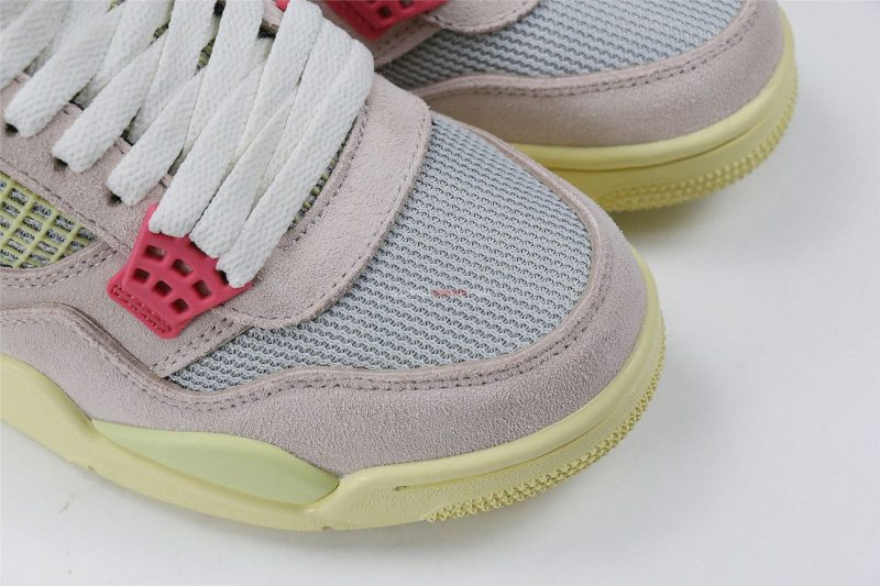 Giày Nike air Jordan 4 Retro Union Guava Ice Like Auth