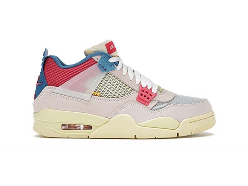 Giày Nike air Jordan 4 Retro Union Guava Ice