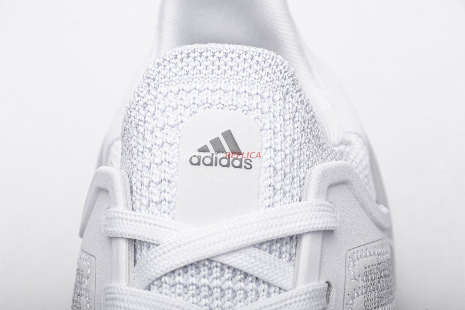 Giày Adidas Ultra Boost 2020 Triple White Rep 1:1
